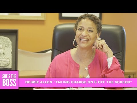 Debbie Allen Speaks on Surviving Hollywood as a Female Director | She