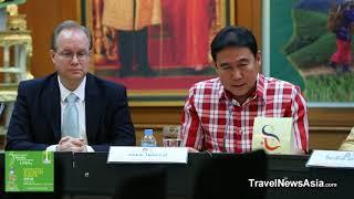 Mekong Tourism Forum 2018 - นายสมชาย วิทย์ดำรงค์ ผู้ว่าราชการจังหวัดนครพนม