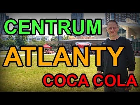 Centrum Atlanty! World of Coca Cola