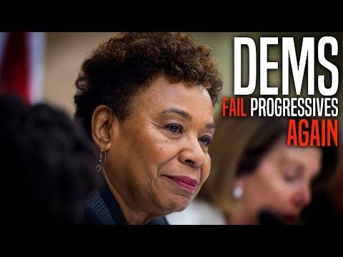 Democrats Reject Barbara Lee's Leadership Bid, Shun Progressives AGAIN