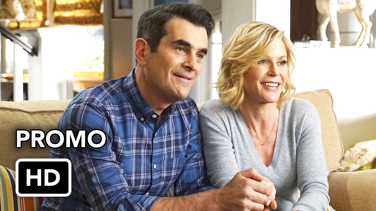 Modern Family 8x19 Promo Frank S Wedding Hd