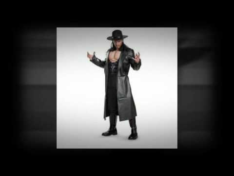 WWE Undertaker Halloween Costumes | Superstars Wrestling Outfits