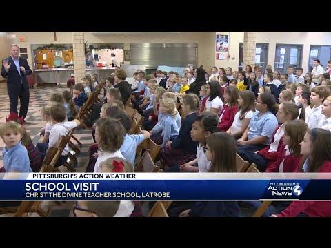 School Visit: Christ The Divine Teacher School