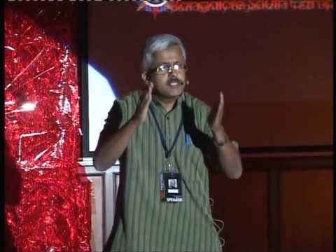 The Journey of Leadership: Dr. R. Balasubramaniam at TEDxPESITBSC