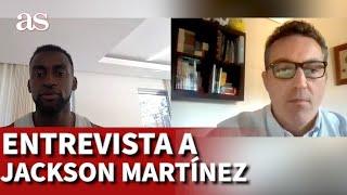 Jackson Martínez: