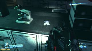 Aliens: Colonial Marines - All Collectables Guide (level 9)