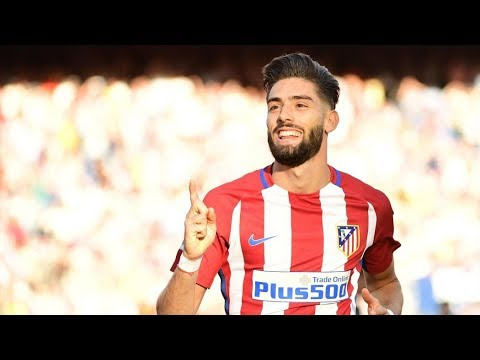 Yannick Carrasco - All 23 Goals for Atlético Madrid (2015-2018) HD