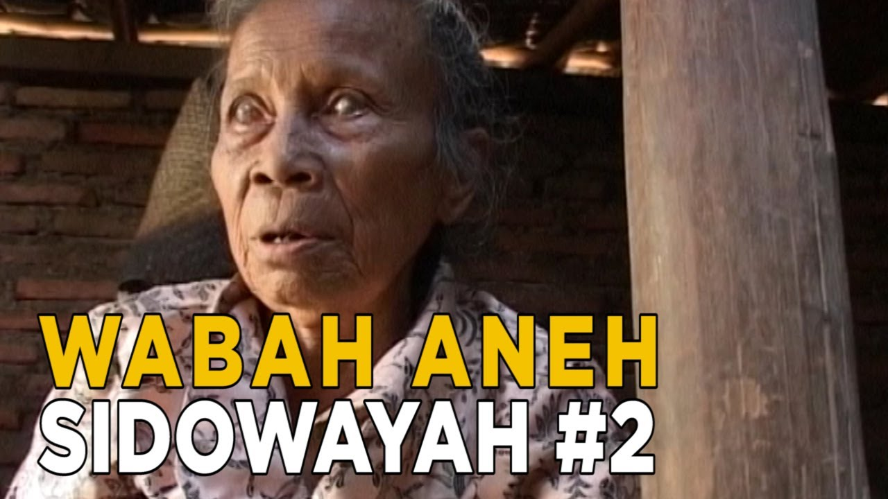 Mbah Ponirah warga Sidowayah yang hidupnya sangat menderita | KEJAMNYA DUNIA