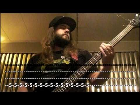 The Ramones - Rockaway Beach (Bass Lesson /w Tab)