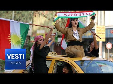 Kurdistan's Future Hangs On Knife's Edge As Iraqi Troops Occupy Kirkuk