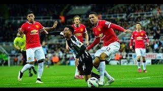 manchester united vs newcastle united 0 0 22 agustus 2015 english premere league 2015