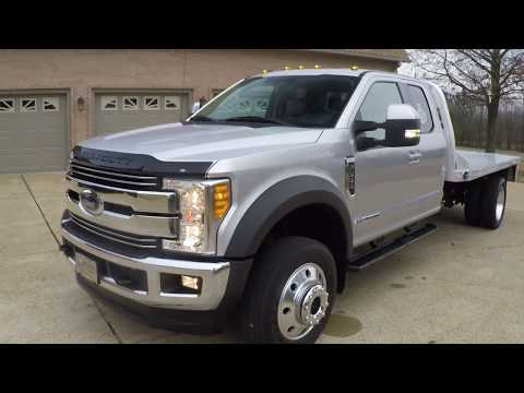 West TN 2017 Ford F550 F450 F350 Lariat 4X4 Diesel CM Flat Bed used for sale info www sunsetmotors c