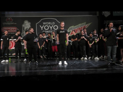 World YoYo Contest 2017 Awards