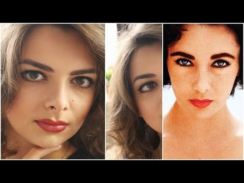 Elizabeth Taylor - Tutorial | Beauty Beacons