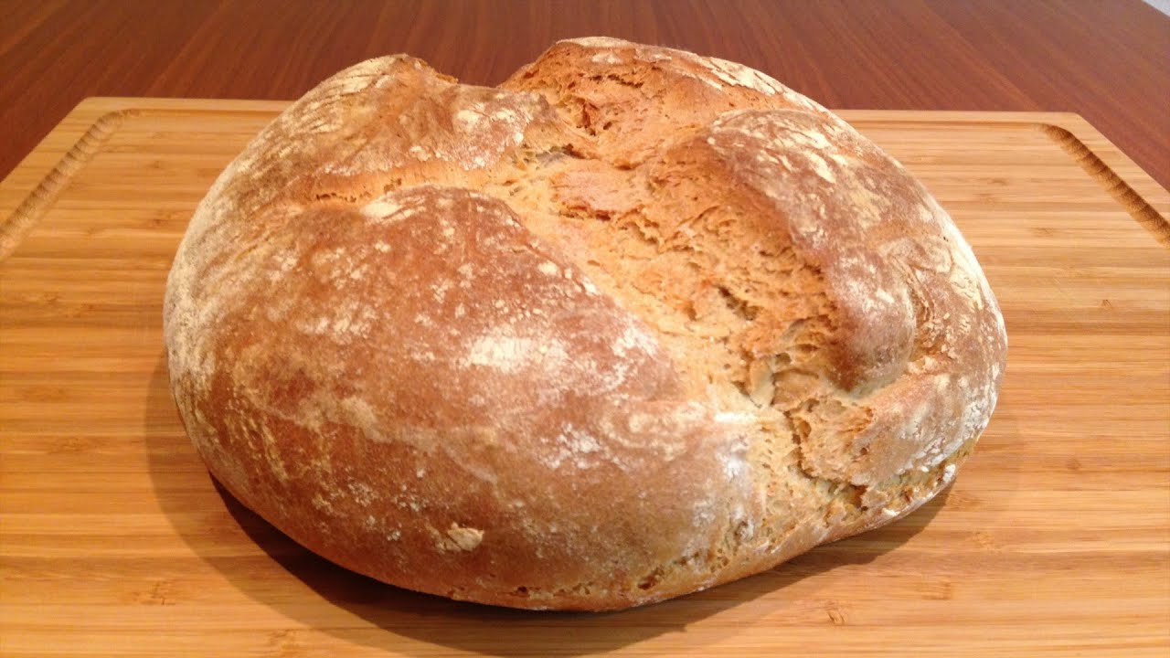ржаной хлеб в духовке рецепты с фото пошагово