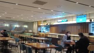 CJ 푸드월드 인천공항 낙지비빔밥 시식