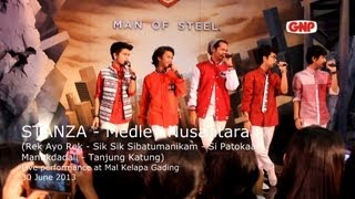 Medley Nusantara - Stanza love at MKG