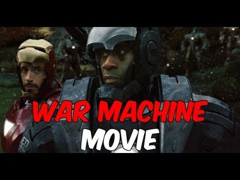 Marvel's War Machine Solo Film We Never Saw | Cutshort