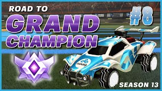 OUR FIRST SMURF ENCOUNTER | CHAMP 1 WAS TOO EASY! | ROAD TO GRAND CHAMP #8