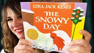 The Snowy Day by Ezra Jack Keats - Read by Lolly Hopwood