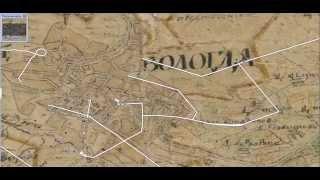 План генерального межевания Вологодского уезда для Garmin(ПГМ Вологодского уезда для туристических навигаторов Garmin. Масштаб карты - 1 дюйм = 2 версты (1:84000), 2015-11-01T09:17:37.000Z)