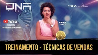 Treinamento Técnica de Vendas - Duplo Diamante Adriane Santos