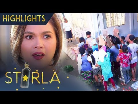 Teresa is surprised by the numerous residents willing to sell their lands | Starla (With Eng Subs)