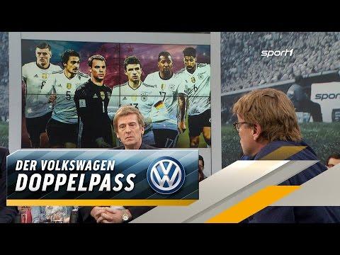 DFB-Team ohne Führungsspieler? Wer führt uns zur WM? | SPORT1