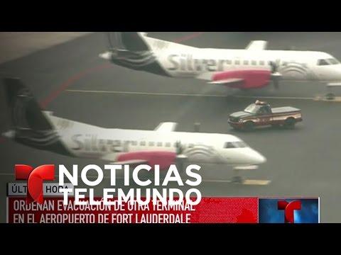Esteban Santiago habría viajado desde Canadá | Noticiero | Noticias Telemundo
