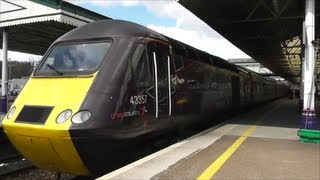 Trains at Exeter St. Davids | 26/04/13