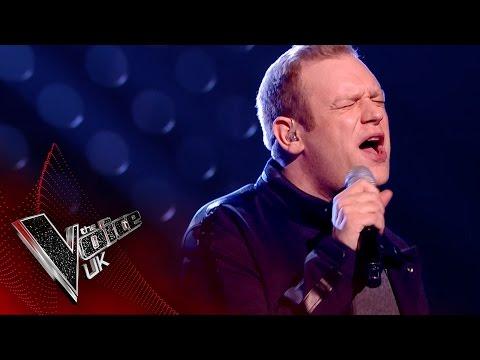 Jason Jones performs 'Feel It Coming': The Quarter Finals | The Voice UK 2017