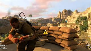Sniper elite 3 ► Кооперативное прохождение ► #2