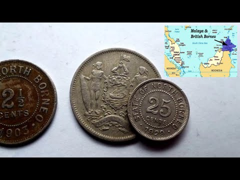 Coins of British North Borneo