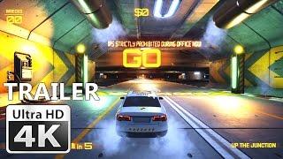 Danger Zone Gameplay Teaser Trailer 4K (PC,PS4)