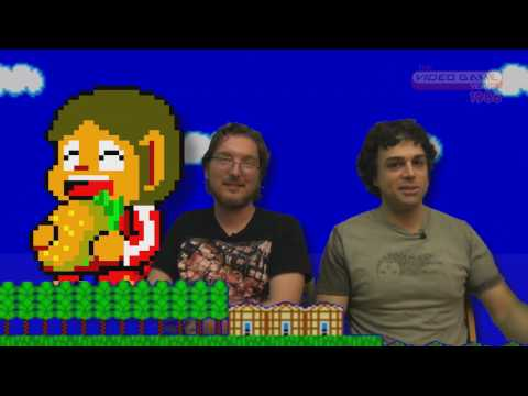 Alex Kidd in Miracle World Sega Master System   Game Years 1986