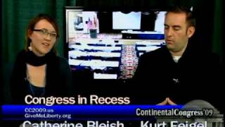 CC2009 Continental Congress Interview Katherine Bleish
