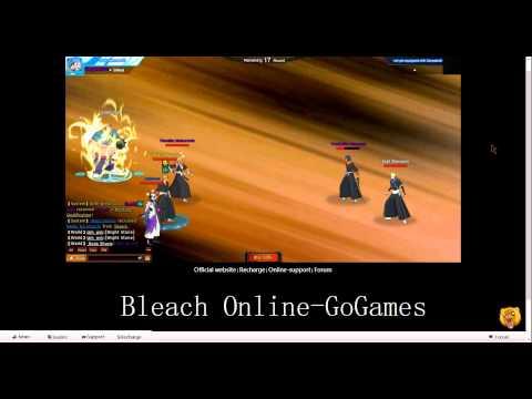 TOP 1 Browser RPG Online 2014- Bleach Online(GoGames)