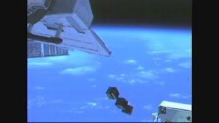 若田宇宙飛行士「超小型衛星放出ミッション」