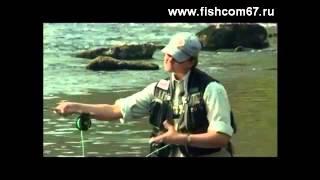 Рыбалка в Англии - карп, хариус, щука 2