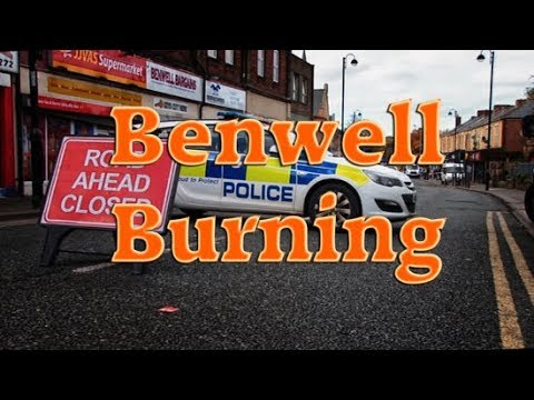 Benwell Burning