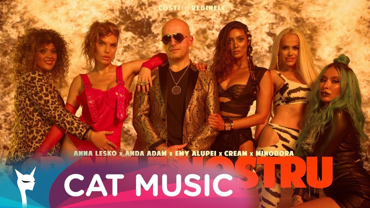 COSTI ❤️ Reginele : Anna Lesko 🔥 Emy Alupei ☀️ Anda Adam ❄️ Cream 🎊 Minodora 🍀 - BINELE NOSTRU