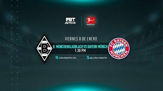 EN VIVO: Mönchengladbach vs. Bayern Múnich | Jornada 15 | Bundesliga