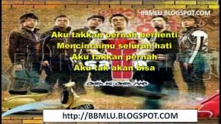 Saffe Band - Aku Tak Bisa Mencintaimu (karaoke)