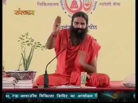 How to avoid Wrinkles, Skin Problems & Black patches by Baba Ramdev