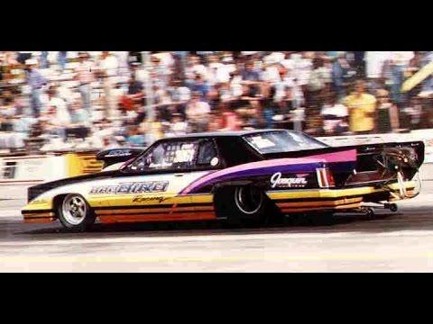 Ford Thunderbird Drag Car