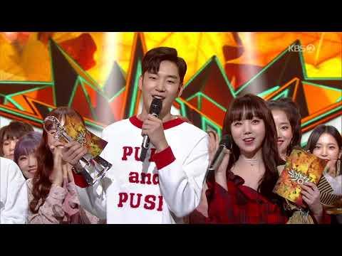 20181019 KBS 뮤직뱅크 1위 아이유(IU) '삐삐(BBIBBI)' [MUSIC BANK]