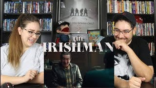 The Irishman - Official Trailer Reaction / Review