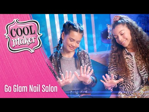 Introducing the ALL NEW Cool Maker Go Glam Nail Salon