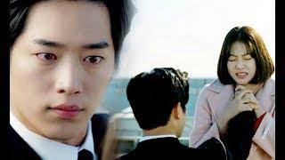 Seo Kang Joon & Gong Seung Yeon ♡ When We Meet Eyes (눈을 맞추면) | Are You Human too ? |