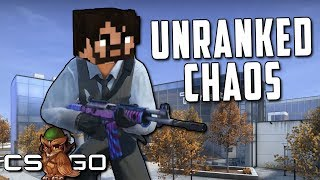 The Fantastic CS:GO Unranked Matchmaking SoloQ Experience